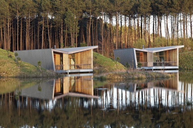 法国风景如画的生态酒店-11