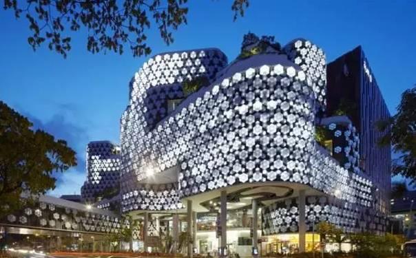 世界十大最具创意商业建筑设计_3