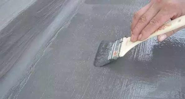 JS复合防水涂料施工工艺