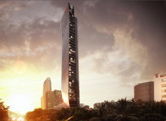 金融中心塔吊爬升专项施工方案(54页,内容丰富)
