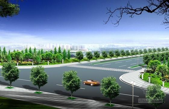 [重庆]市政大道施工组织设计(投标)