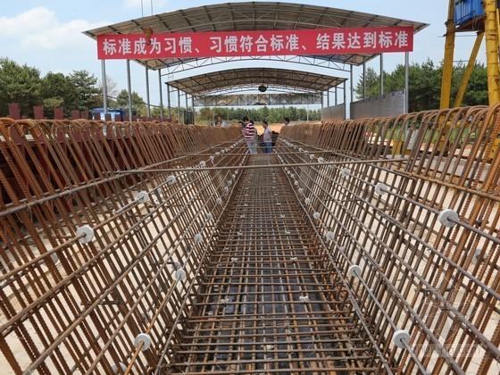 [江西]高速公路安全文明生产管理及标准化施工方案138页(含桥梁 附图丰富)