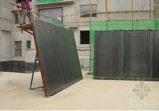 剪力墙结构工程住宅工程施工组织设计(图文并茂)