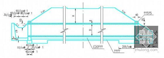 圆管涵通用图