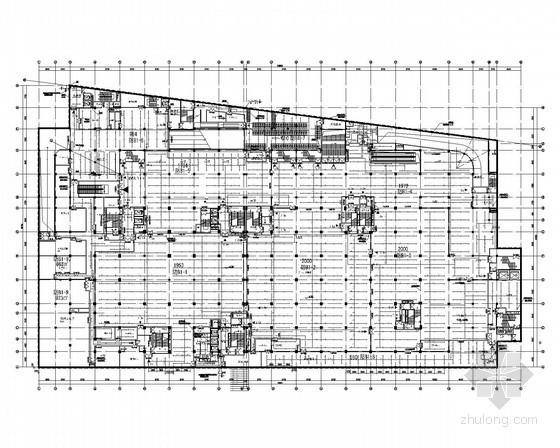 [辽宁]一类高层商业建筑给排水全套图纸