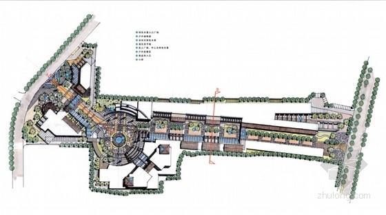 商业街景观规划设计方案