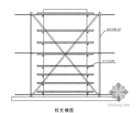 四川某医院综合楼施工组织设计(灾后重建)