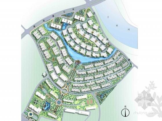 [三亚]东南亚风情花园社区景观设计方案