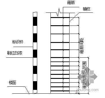 北京某超高层建筑基础结构钢筋工程施工方案(鲁班奖 剥肋滚压直螺纹)