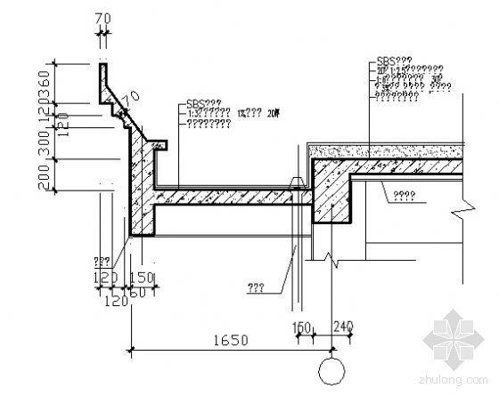 各类檐口施工图设计总汇-2