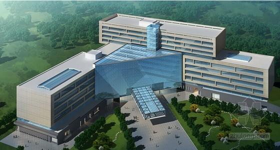 [北京]图书馆工程中庭钢结构安装施工技术总结