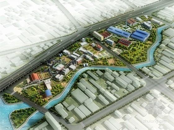 [上海]工业遗迹文化创意产业园改造方案文本