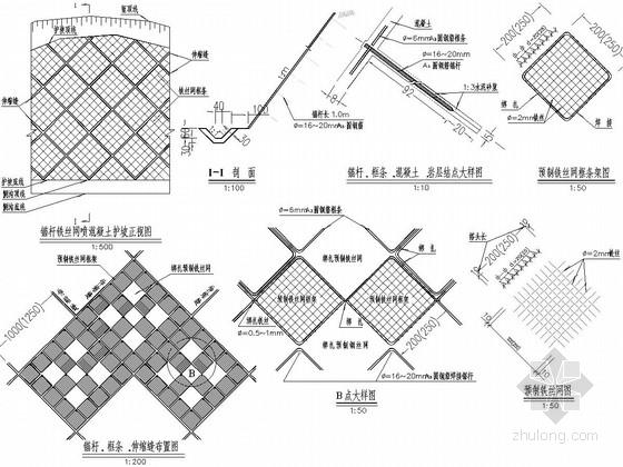 [山西]知名大院设计既有铁路路基整治整修工程施工通用图356张(含护坡)