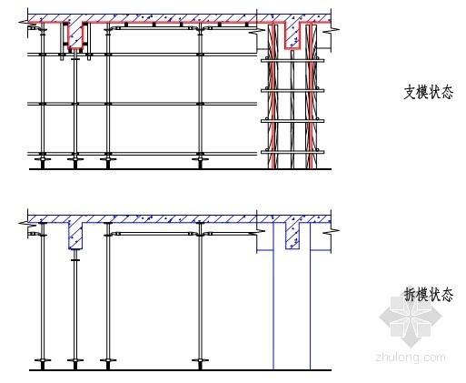 [浙江]政府办公楼施工组织设计(框架剪力墙结构,鲁班奖)