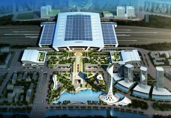 评选中国最美的高铁站_3