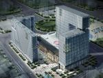 [安徽]合肥新城国际商业建筑方案文本