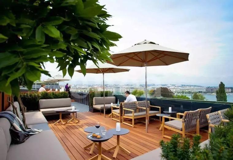 现代屋顶花园设计赏析_3