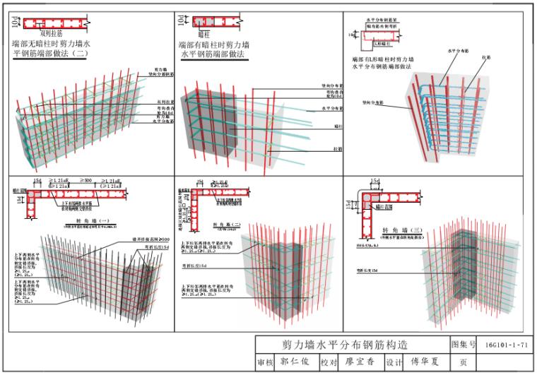16三维平法图集最新版全集_3