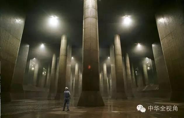 日本的市政排水工程,震惊世界