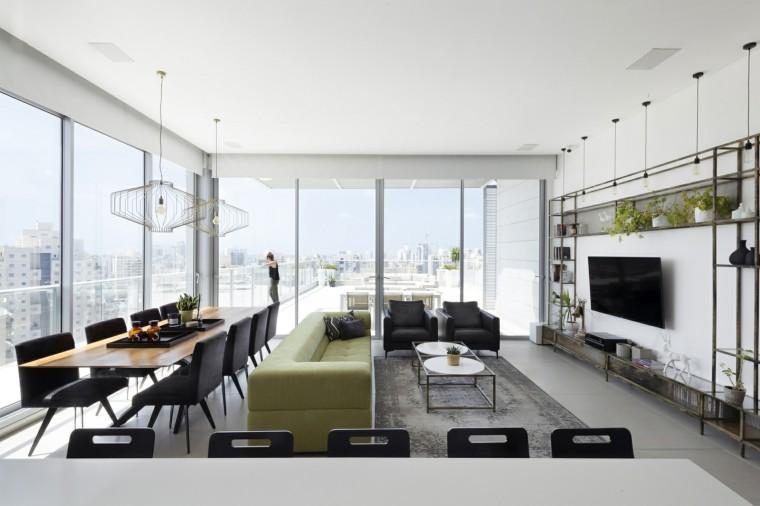 霍隆顶层公寓-2