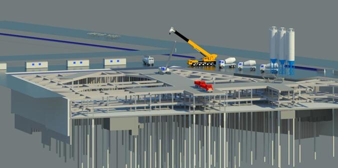 BIM技术在施工模拟中的障碍
