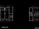 别墅方案建筑图