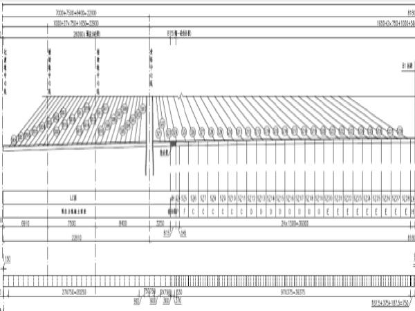 桥梁上部结构施工方案(图文并茂,流程示意图详细)