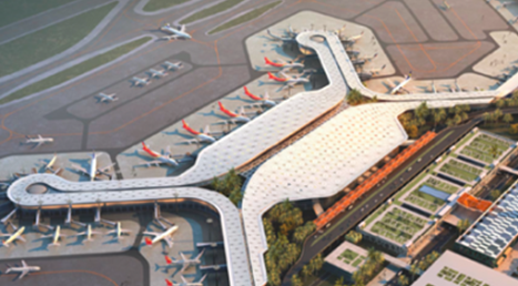 BIM协筑助力机场扩建项目施工案例