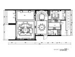 【江西】现代风格独栋别墅设计CAD施工图(含效果图)