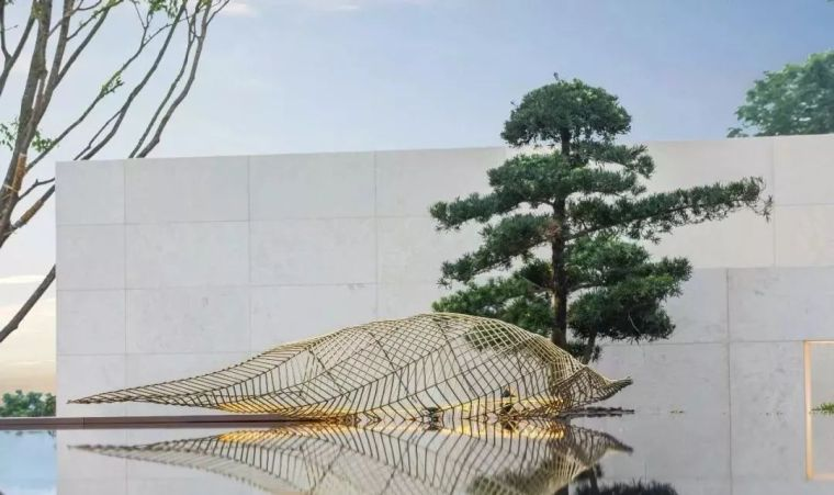 60款·当下最炫酷的地产景观雕塑_76