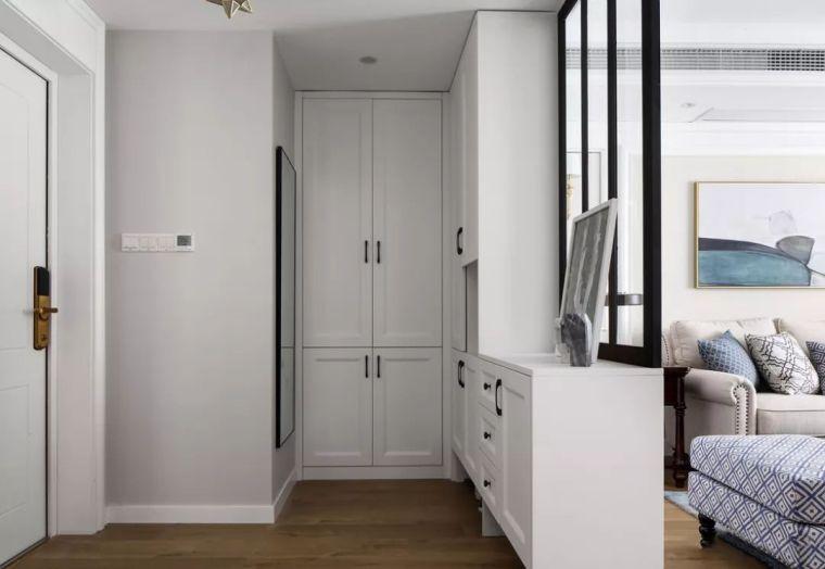 别再忽略你家玄关,开门见厅这样设计,美哭了!