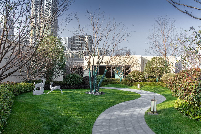 合肥当代天鹅湖MOMA启动区景观-2