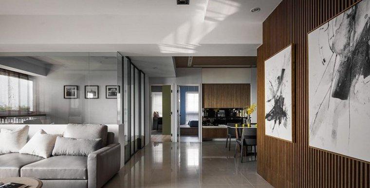 台湾现代风住宅-5