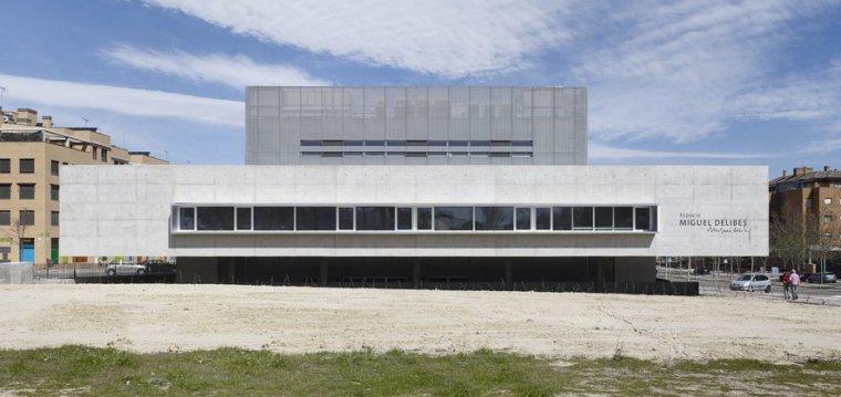西班牙MiguelDelibes空间建筑_3