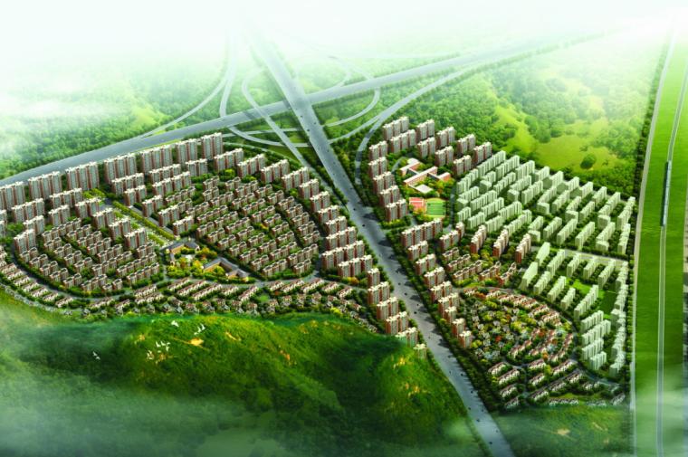 [江苏]东郊小镇改造规划设计文本(JPG+34页)