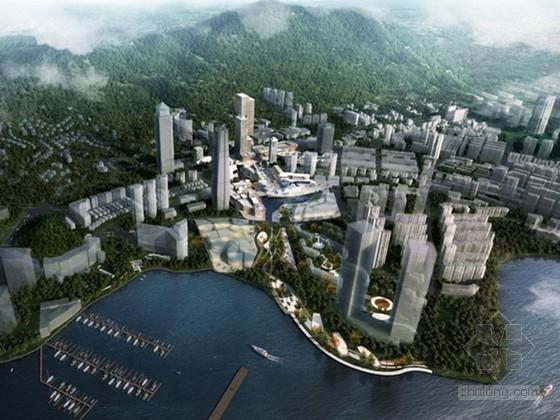 [深圳]地上41层框架核心筒与核心筒支托桁架结构超高层办公大厦结构施工图
