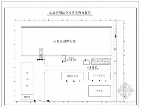 [安徽]实验检测综合楼桩基础施工组织设计