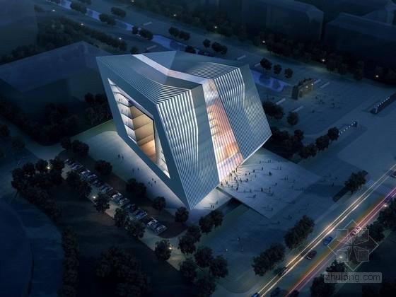 [四川]现代风格高校艺术教育中心建筑设计方案文本(知名研究院)