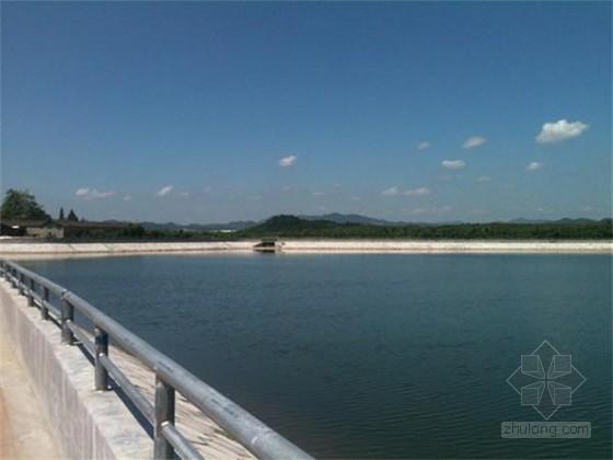 [河北]水库除险加固工程监理规划