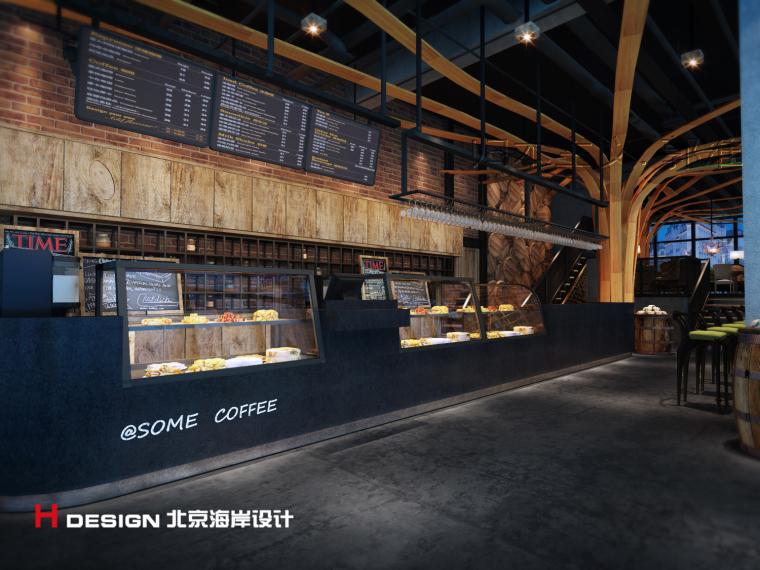归本主义设计作品—上海漫猫咖啡馆设计案例_10