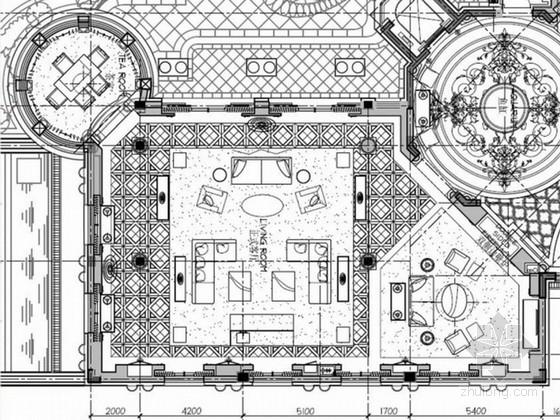[浙江]经典唯美欧式别墅设计概念方案