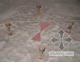 提高汽机基础螺栓安装合格率(QC)