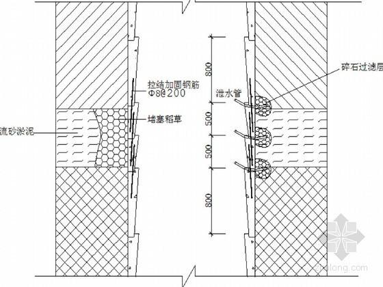 [广西]某中桥工程人工挖孔桩基础施工方案