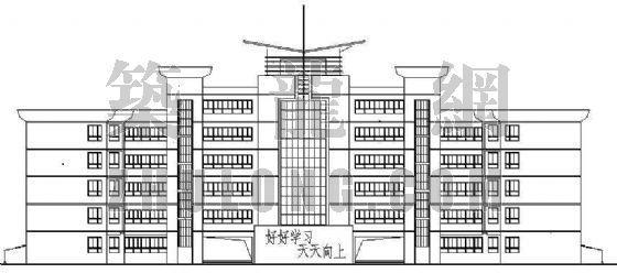 某中学教学楼设计方案
