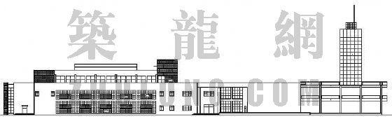 某艺术中心建筑施工图