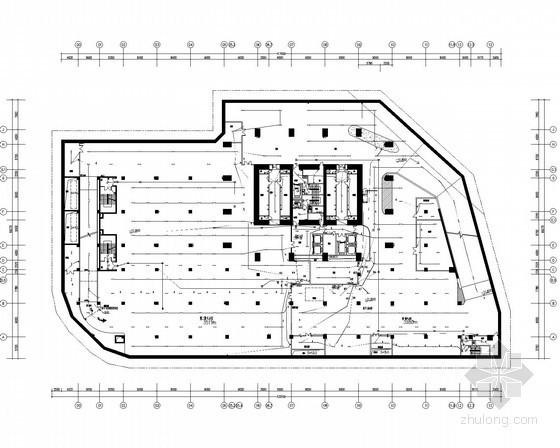 [深圳]330米超高层城市商业综合体(商业、公寓、行政休闲厅、车库带人防)甲级院设计