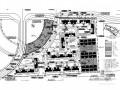 [四川]某县城核心区住宅规划图