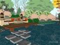 [石家庄]欧式情调别墅区景观规划设计方案