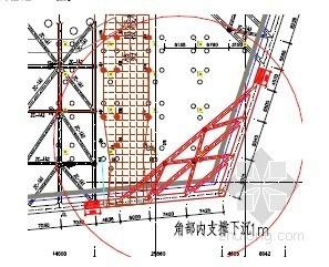 [福建]世贸中心深基坑钻孔桩、内支撑支护开挖施工方案