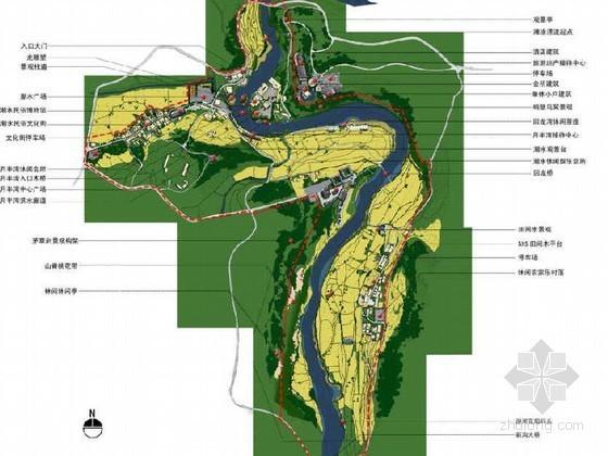 贵州乡村旅游详细规划设计